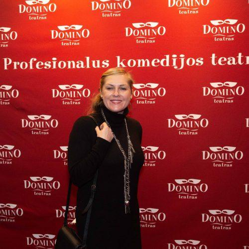 R. Cicėno komedijos premjera  © dominoteatras.lt nuotr.
