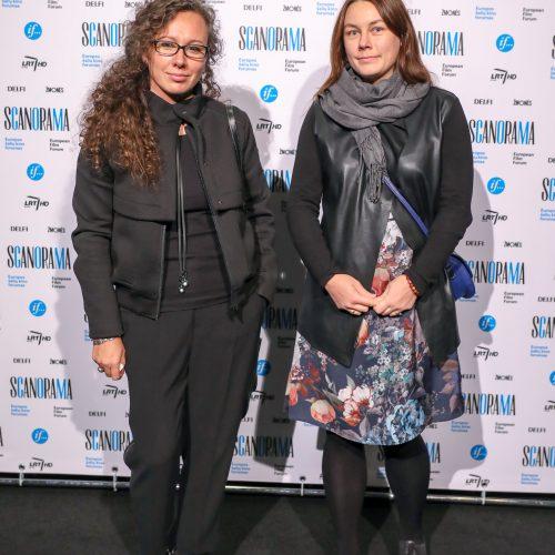 """Paskelbta kino festivalio """"Scanorama"""" pradžia  © Organizatorių nuotr."""