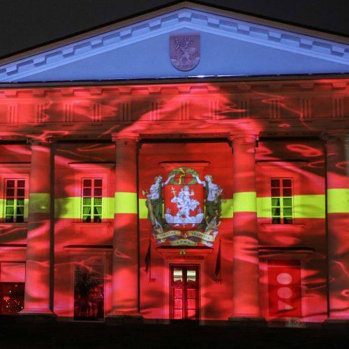 Vilnius švenčia 698-ąjį gimtadienį  © D. Labučio/ELTOS nuotr.