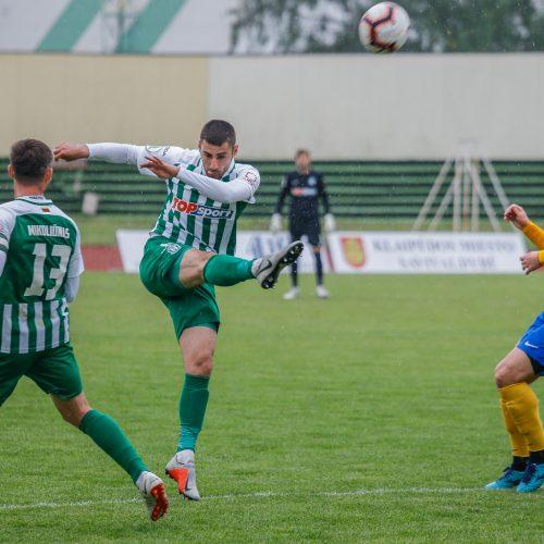"""LFF taurė: """"Atlantas"""" - Vilniaus """"Žalgiris"""" 0:2"""