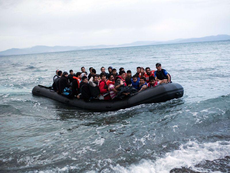 ES prašo savo bloko narių priimti 40 tūkstančių imigrantų