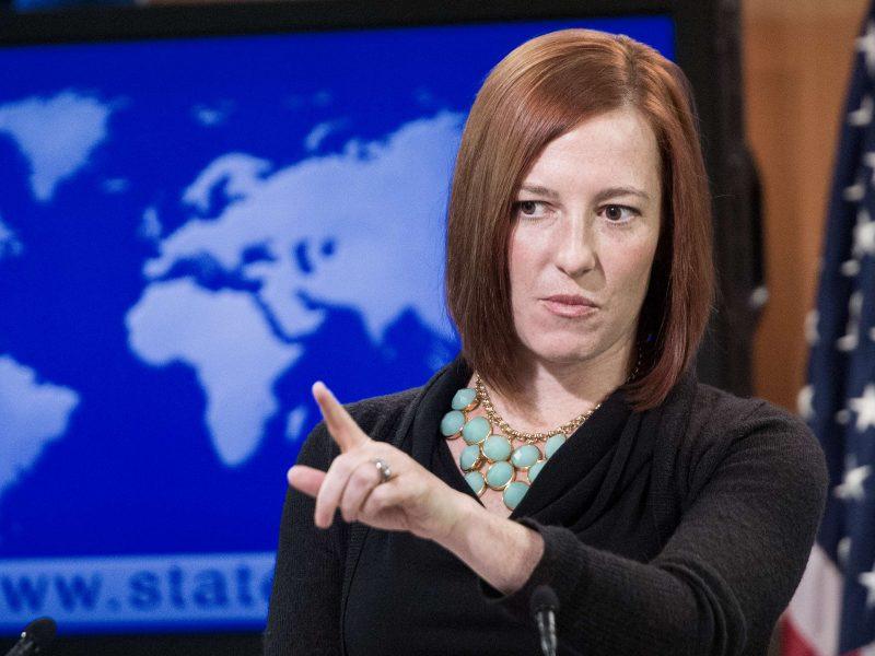"""Baltieji rūmai: santykiuose su Rusija JAV siekia """"stabilumo"""", o ne """"pasitikėjimo"""""""