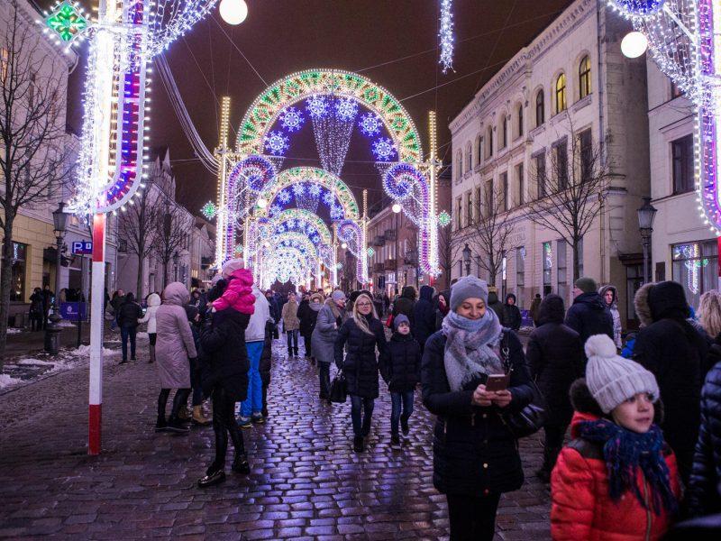 Paaiškėjo, kada vyks Klaipėdos šviesų festivalis