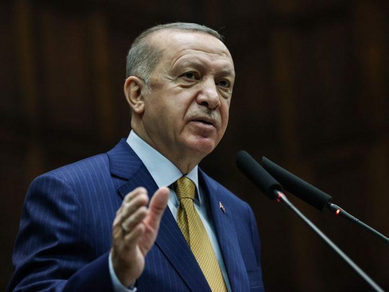 R. T. Erdoganas neramumus JAV pavadino demokratijos gėda