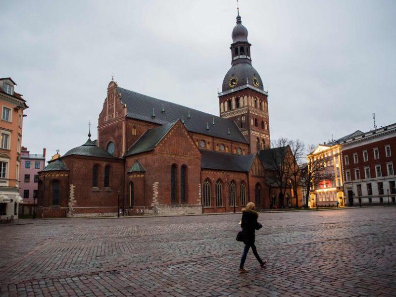 Latvijoje nustatyta 116 naujų COVID-19 atvejų, mirė devyni pacientai