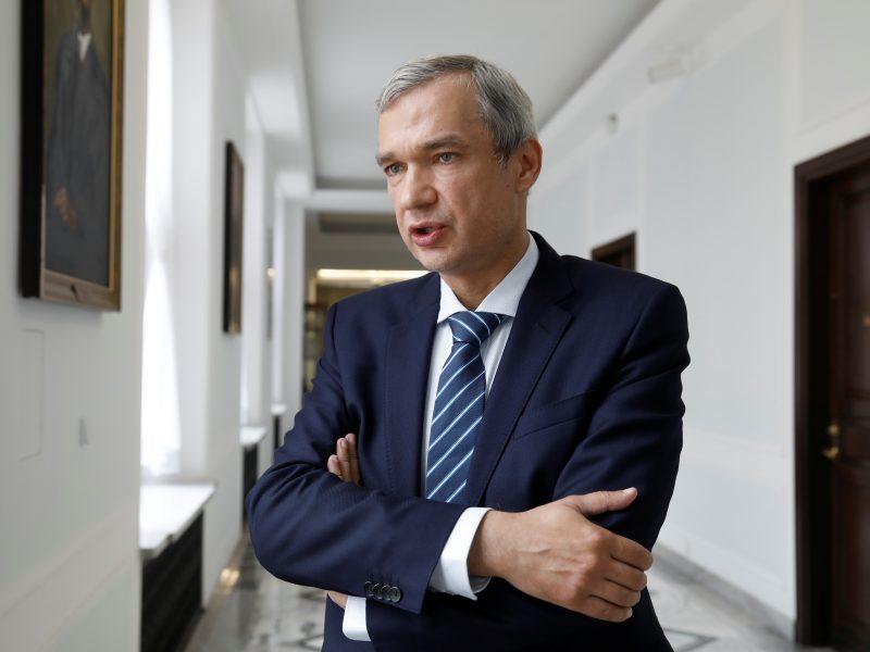 Baltarusijos opozicionierius P. Latuška įkūrė naują krizės valdymo grupę
