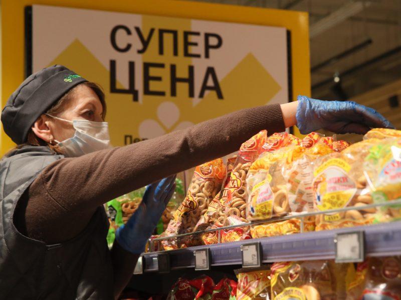 Baltarusijoje nustatytų COVID-19 atvejų skaičius viršijo 90 tūkstančių