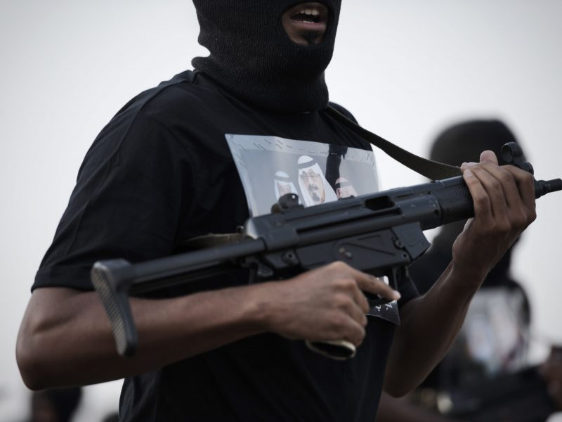 Saudo Arabijoje užpultas Prancūzijos konsulato apsaugininkas