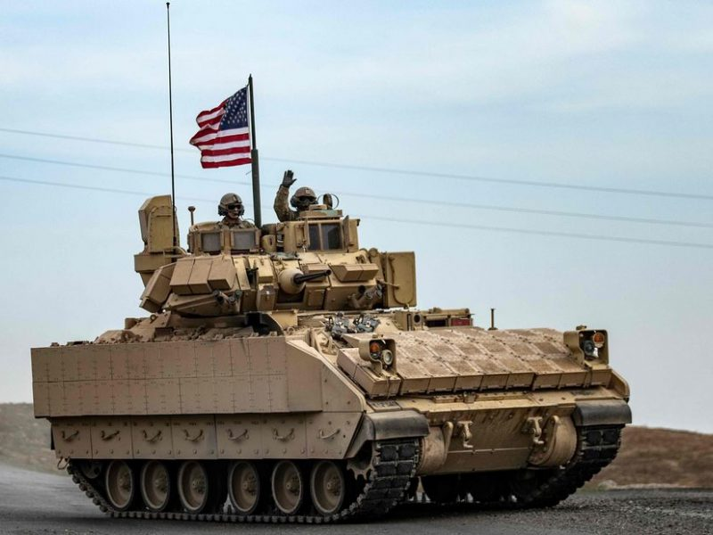 JAV sumažino Afganistane ir Irake dislokuotų karių skaičių iki 2 500