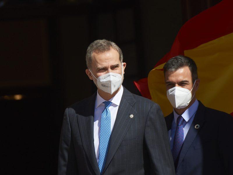 Ispanija be buvusio karaliaus mini 40-ąsias nesėkmingo perversmo metines