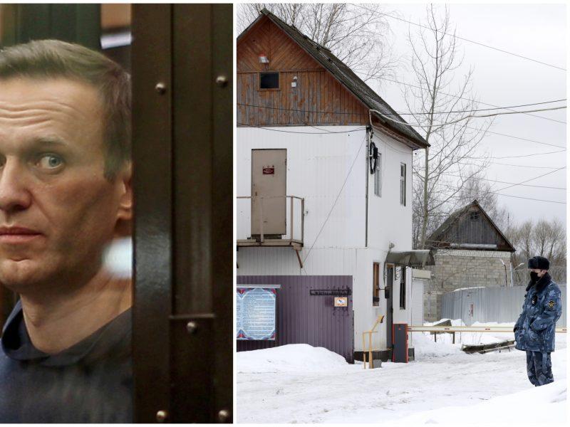 Ekspertai: Pokrovo pataisos kolonija – Kremliaus ginklas A. Navalnui palaužti