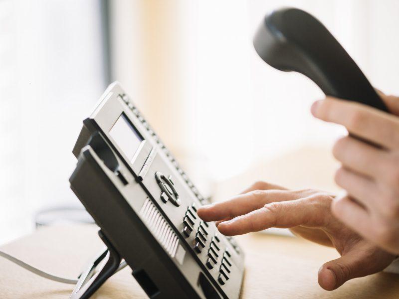 """""""Sodros"""" konsultacijas telefonu gaus daugiau gyventojų"""