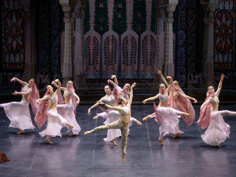 "LNOBT durys atsivers koncertu ""Baleto gala. Nepapasakotos istorijos"