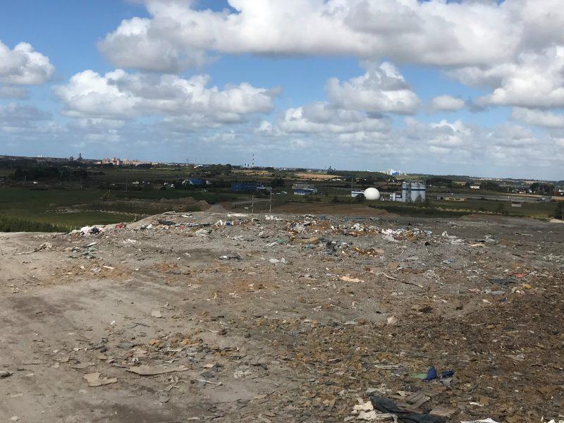 Regioninis Dumpių sąvartynas: kaip tvarkomos atliekos?