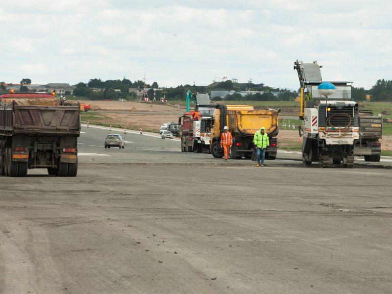 Grėsmė netekti Palangos oro uosto: pakilimo tako rekonstrukcijai valdžia pinigų neranda