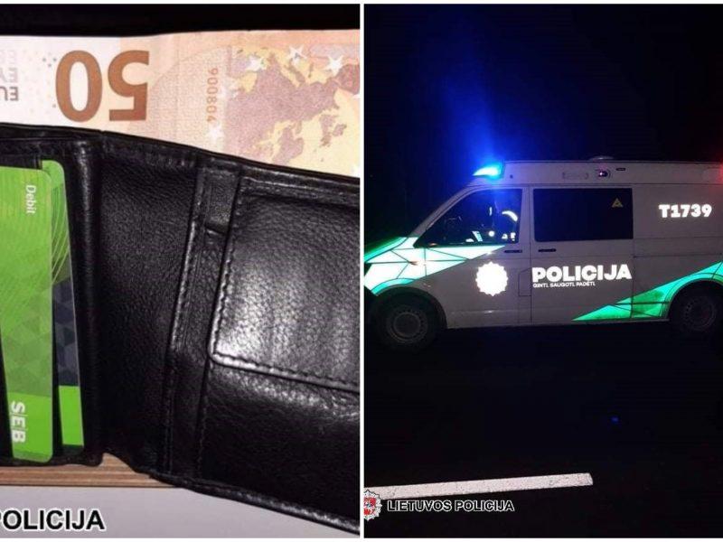Girtas vairuotojas Tauragės rajone bausmės neišvengs: siūlė policijos pareigūnams kyšį