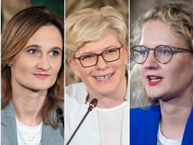 Tikiu Lietuvos moterimis