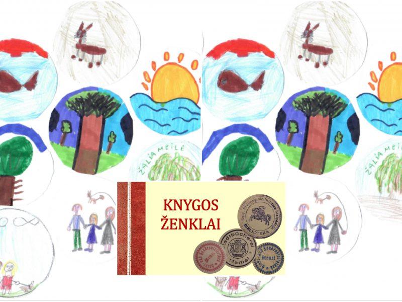 Knygų ženklai – Klaipėdos miestui