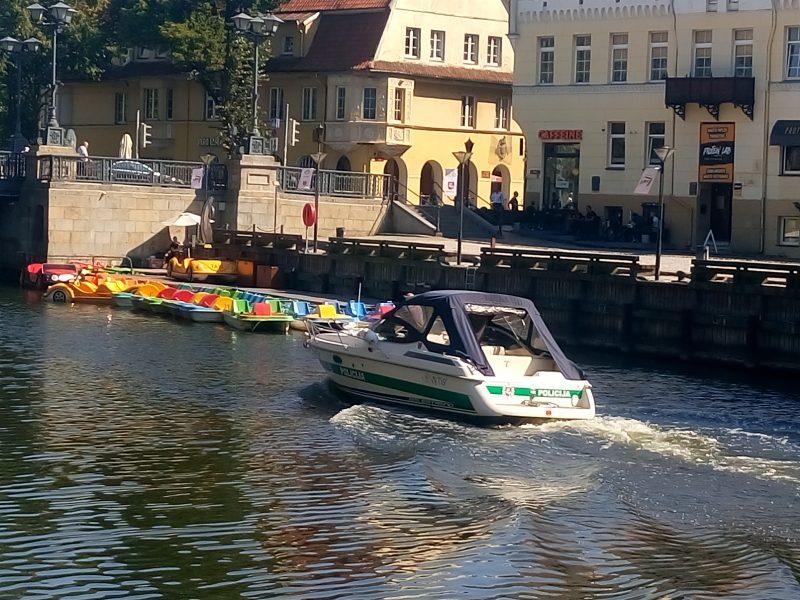 Šeštadienį Klaipėdoje mitinguojančius žvejus stebės policijos pajėgos