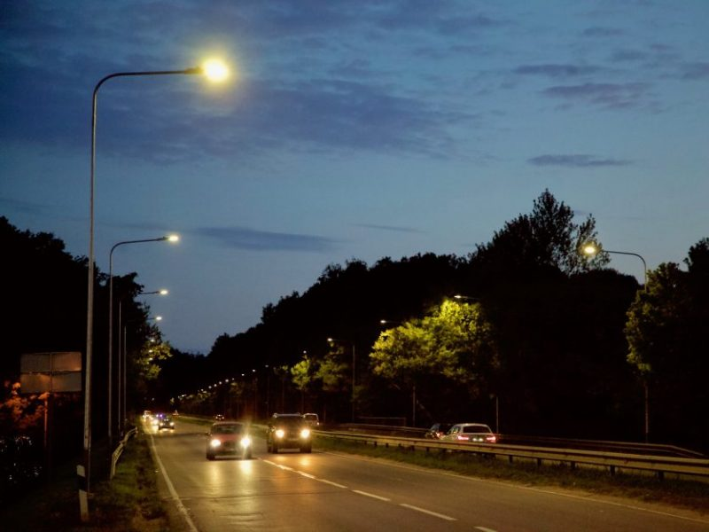 Geros žinios klaipėdiečiams: apšvies tamsius miesto užkaborius