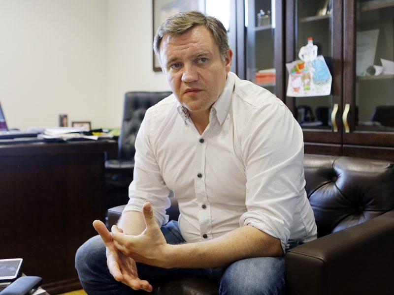 Perrinktas Klaipėdos dramos teatro direktorius T. Juočys: tai – komandos nuopelnas