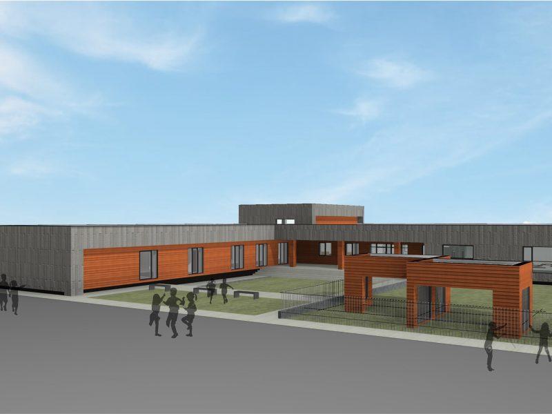 Geros naujienos Jakų gyventojams: kitą rudenį duris atvers nauja mokykla