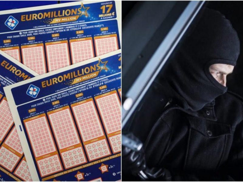 Vagys nori išbandyti sėkmę: Klaipėdoje pavogti loterijos bilietai