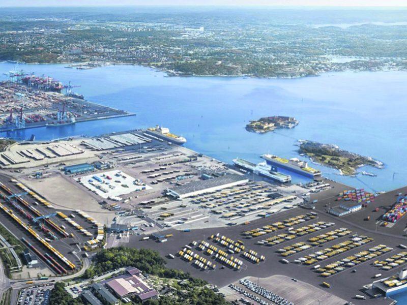 Planai: giliausias Baltijos uostas bus Švedijoje