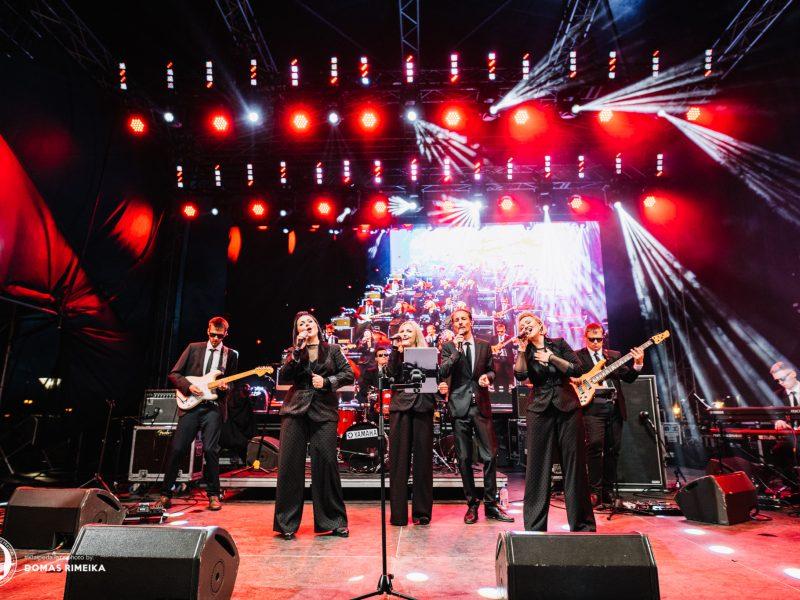 Pralėkė pirmoji Klaipėdos pilies džiazo festivalio diena