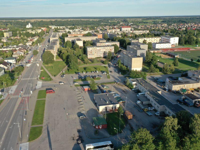 """Klaipėdos rajono savivaldybė parduoda bendrovės """"Stotis"""" akcijas"""