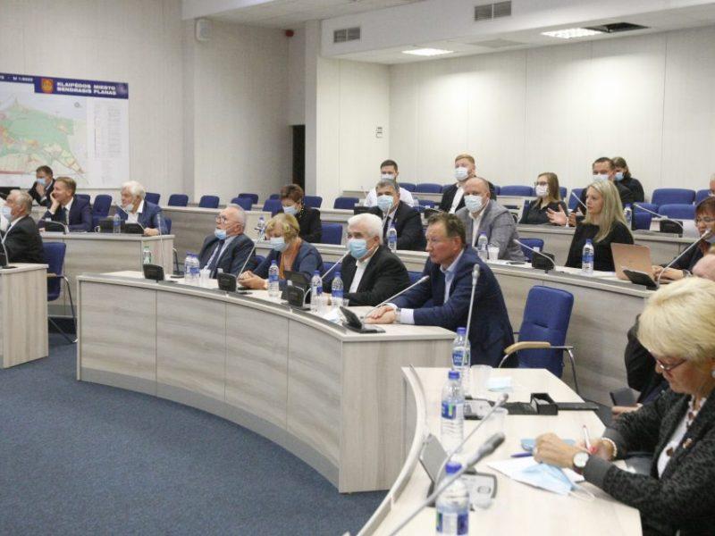 Klaipėdos savivaldybės komitetuose ir komisijose – laisvos vietos: kas pakeis naujus parlamentarus?
