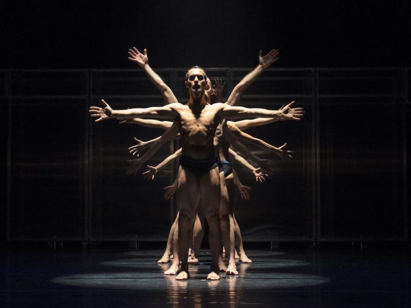 """Festivalyje """"Aura"""" viešėsiantis choreografas: L. da Vinčis labai džiaugtųsi šiuolaikiniu šokiu"""