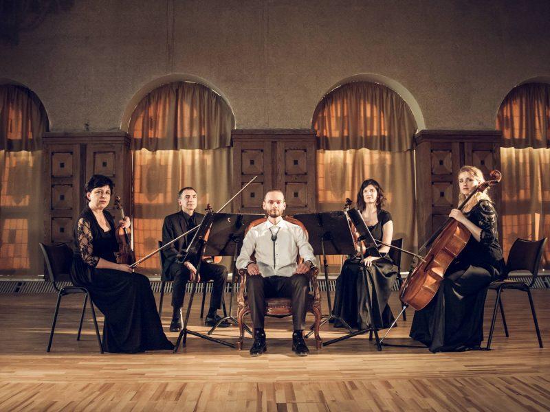 Klaipėdos valstybinis muzikinis teatras vasarą keliaus po Lietuvą