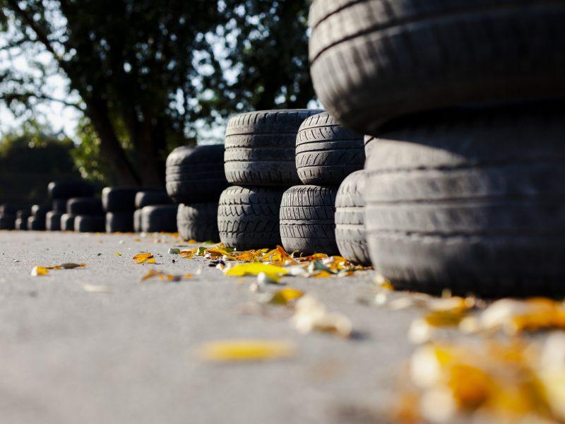 Padangos Klaipėdos didžiųjų atliekų aikštelėse vėl priimamos