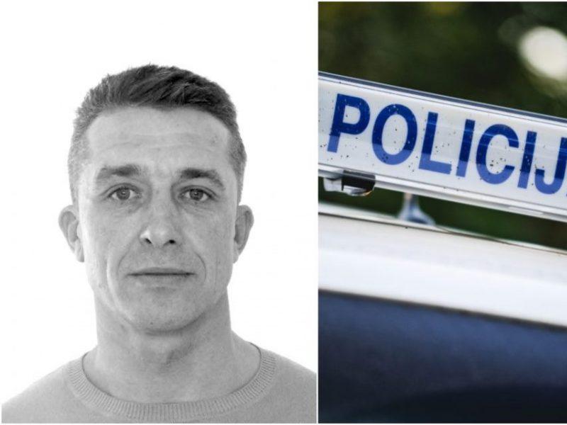 Klaipėdos policija ieško pernai gruodžio pradžioje be žinios dingusio vyro