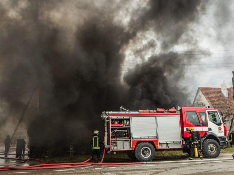Savaitgalį pajūrio ugniagesiams gelbėtojams nuobodžiauti neteko