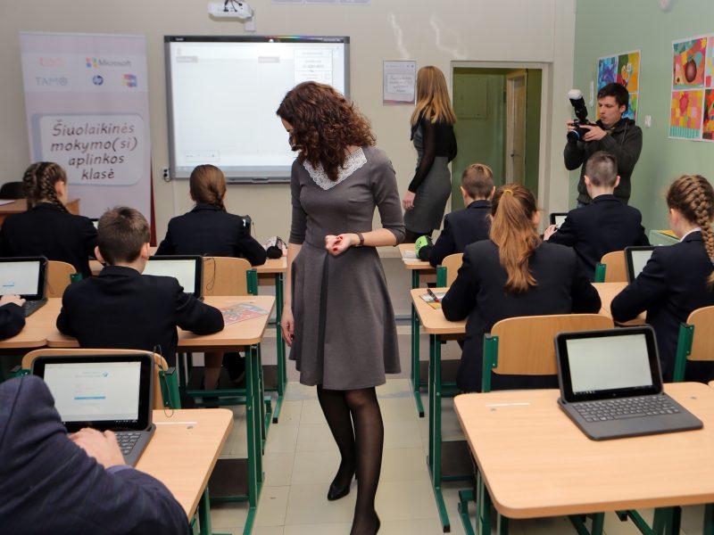 Nauja mokykla Klaipėdoje – statybų pradžios link