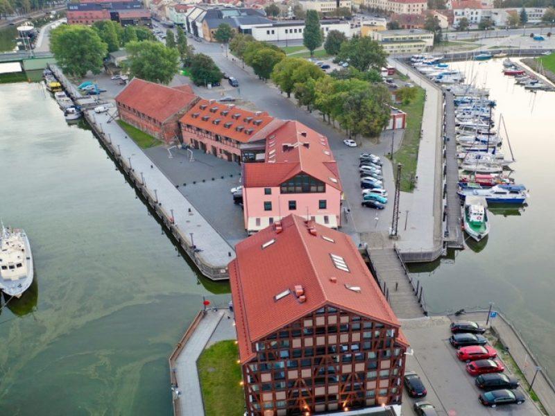 """Laivams nykstant – siekis """"įpūsti"""" vandens turizmą Danėje"""