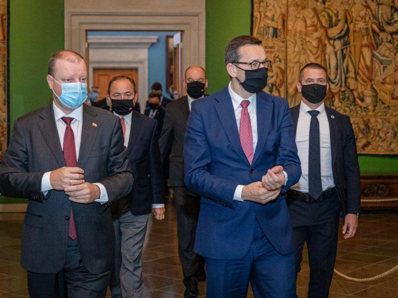Teisėjai atsiribojo nuo S. Skvernelio palaikymo Lenkijoje vykdomai teismų reformai
