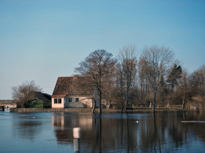 Šilutę ir Rusnę norima geriau apsaugoti nuo potvynių