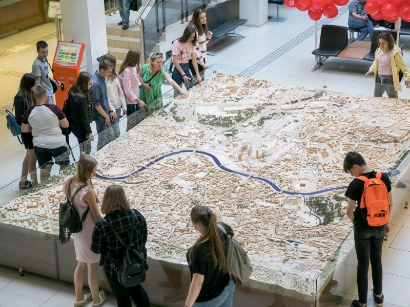 Kviečia sostinės mokyklas įsitraukti į unikalų projektą
