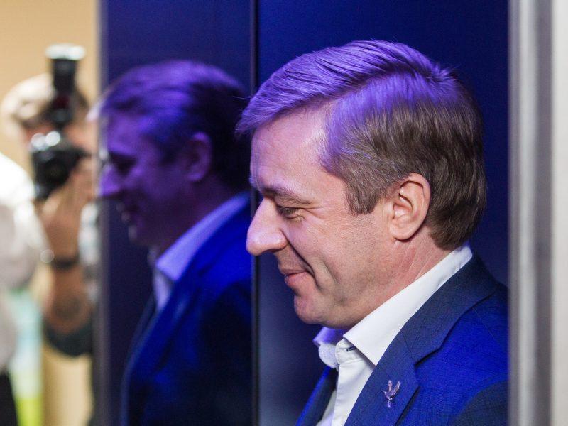 """R. Karbauskis jaučiasi laimėjęs """"visus trejus"""" rinkimus"""