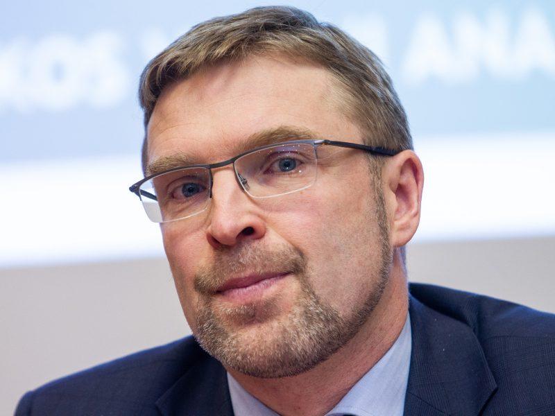 L. Kukuraitis: globos poreikis auga neįtikėtinai sparčiai