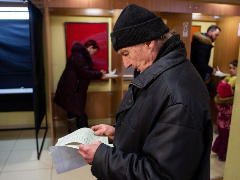 Policija jau gavo 20 pranešimų apie galimus rinkimų pažeidimus