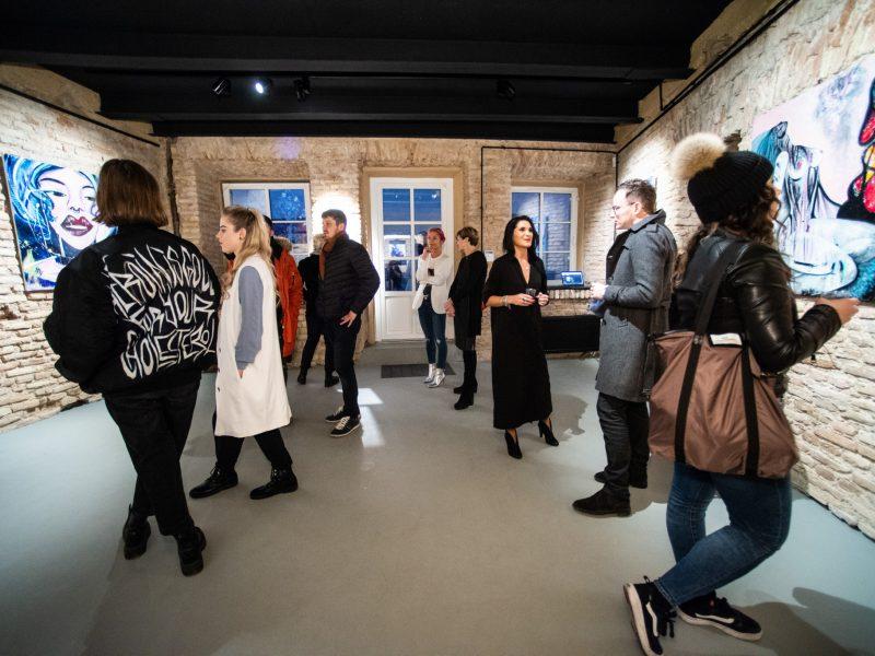 Vilniuje prasideda galerijų savaitgalis