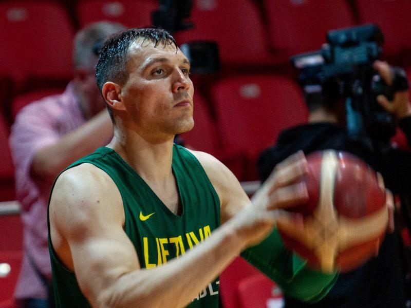 Oficialu: J. Mačiulis tęs karjerą FIBA Čempionų lygos ekipoje
