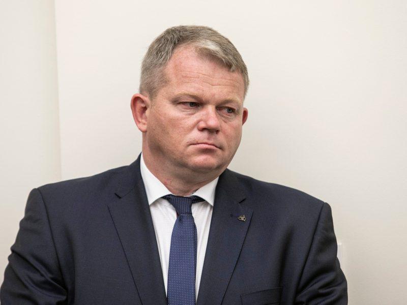 Ministras su veterinarijos tarnybos vadovu aptars gyvūnų kankinimo situaciją