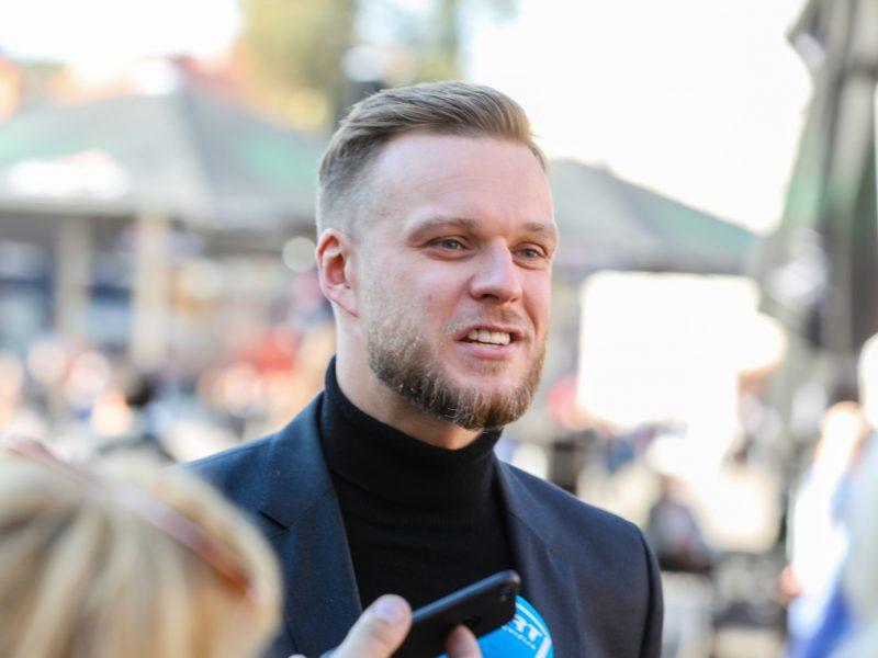 Tarybai siūloma G. Landsbergį tvirtinti partijos pirmininku dar vienai kadencijai