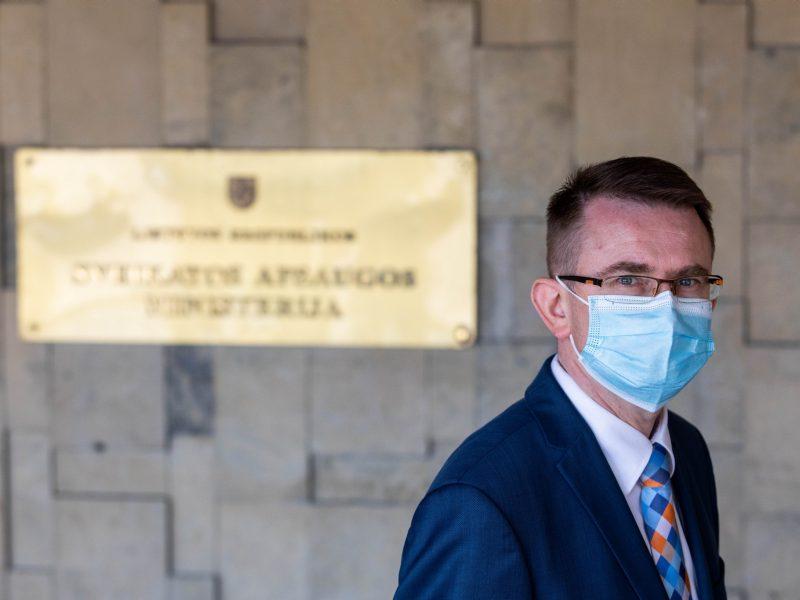 Sveikatos ministras Akmenės, Mažeikių ir Skuodo rajonuose aptars vakcinavimą