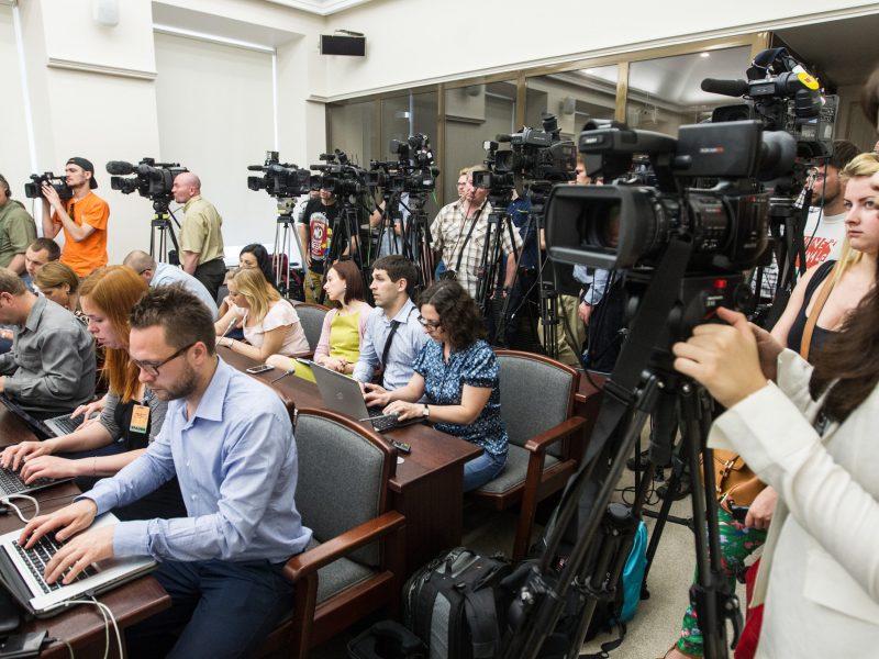 Lietuva žiniasklaidos laisvės indekse liko 28-oji